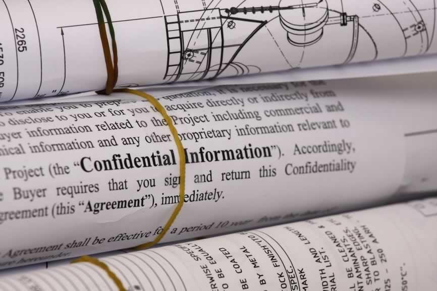 Что такое конфиденциальный перевод?